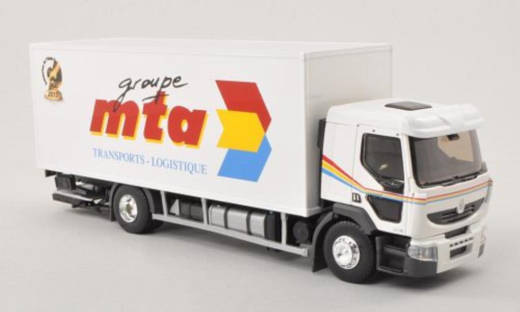 Renault Premium 1/43 Eligor Groupe MTA Koffer-LKW diecast