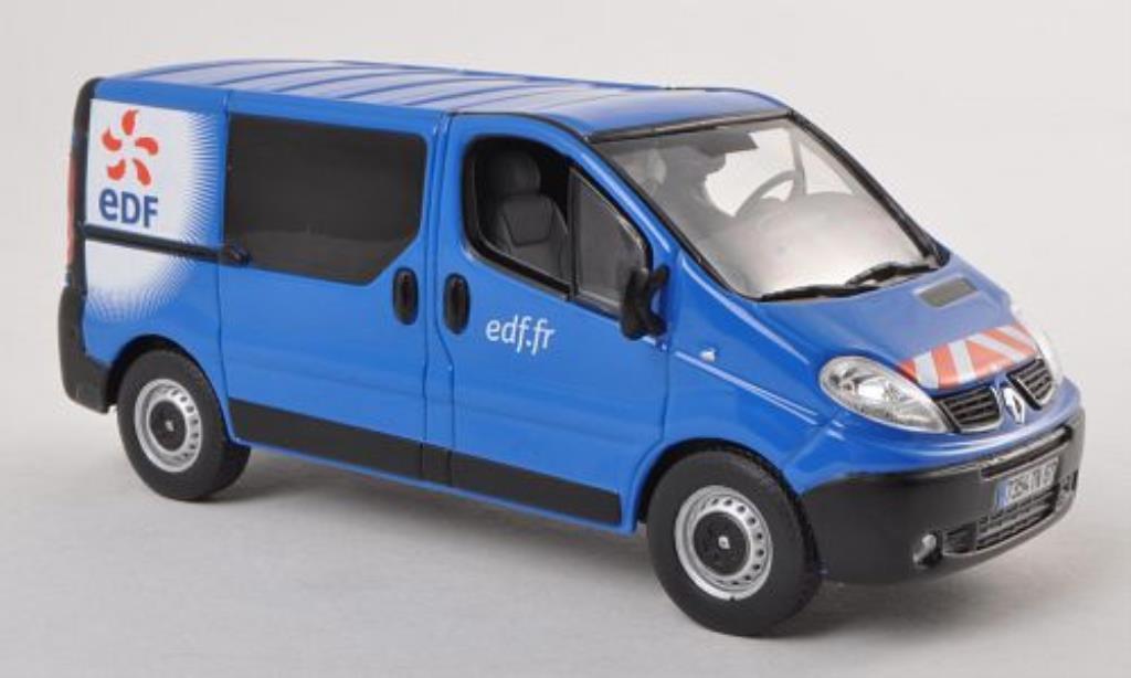 Renault Trafic 1/43 Norev EDF 2010 miniature
