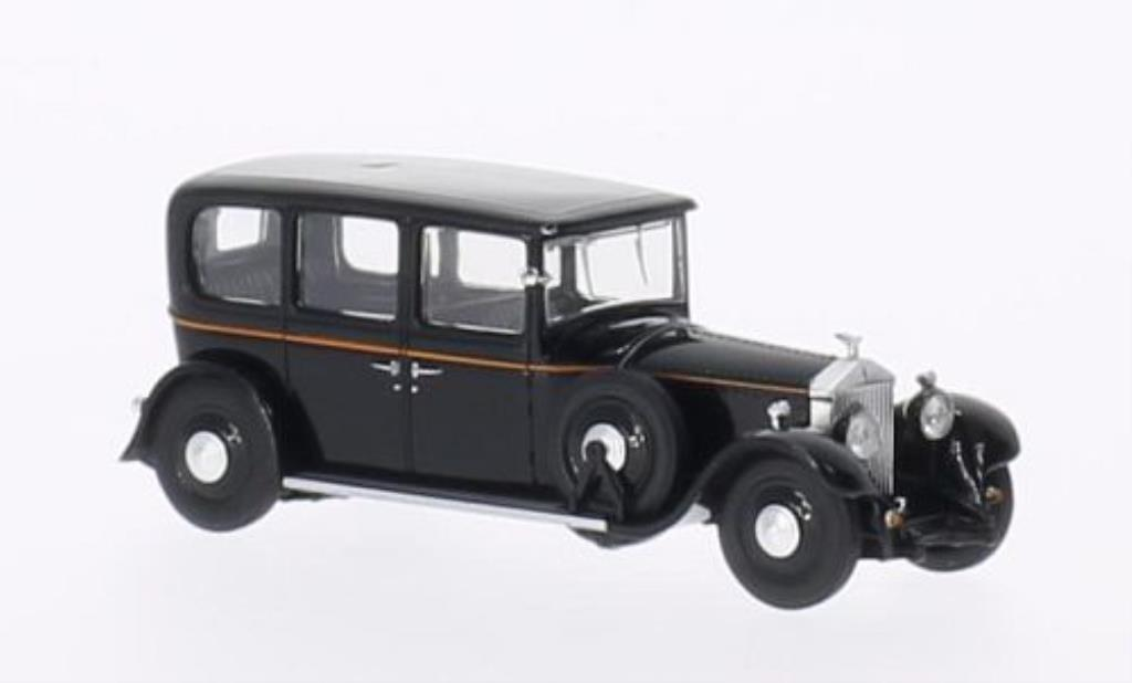 Rolls Royce Phantom 1/87 Busch II noire 1935 miniature