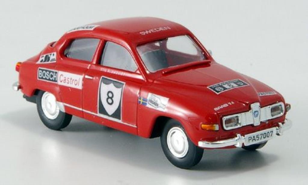 Saab 96 1/87 Brekina Limousine No.8 Schweden Stig Blomqvist miniature