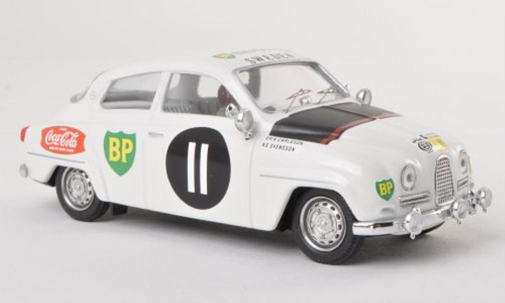 Saab 96 1/43 Trofeu No.11 BP Energol Safari Rally 1962 /K.Svensson miniature