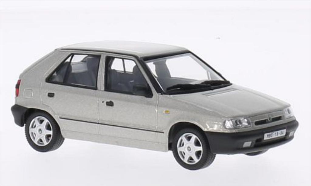 Skoda Felicia 1/43 Abrex 1.3 GLXi metallise beige 1994 diecast model cars