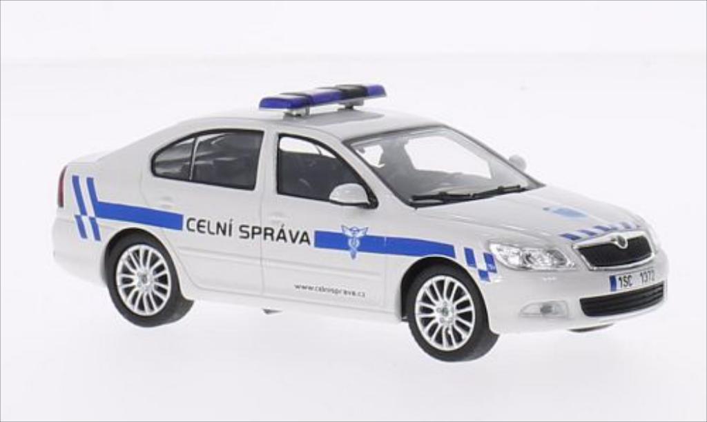 Skoda Octavia 1/43 Abrex Celni Sprava miniature