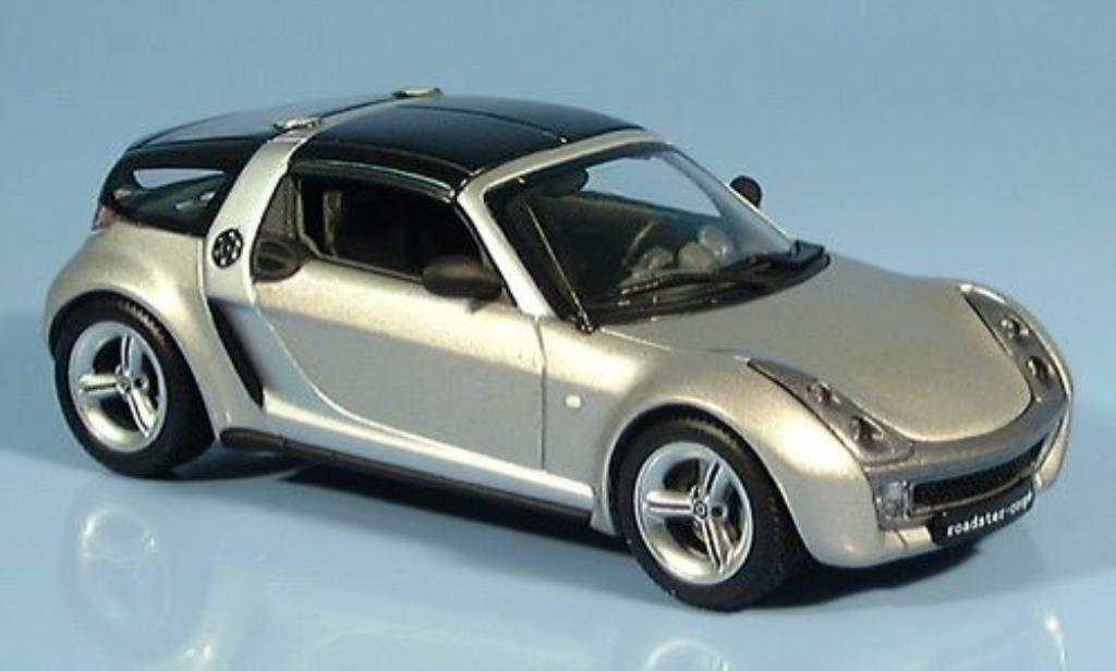 Smart Roadster coupe 1/43 Minichamps coupe beige 2003 miniature