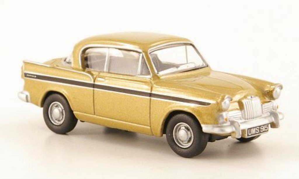 Sunbeam Rapier 1/76 Oxford MkIII gold/noire miniature