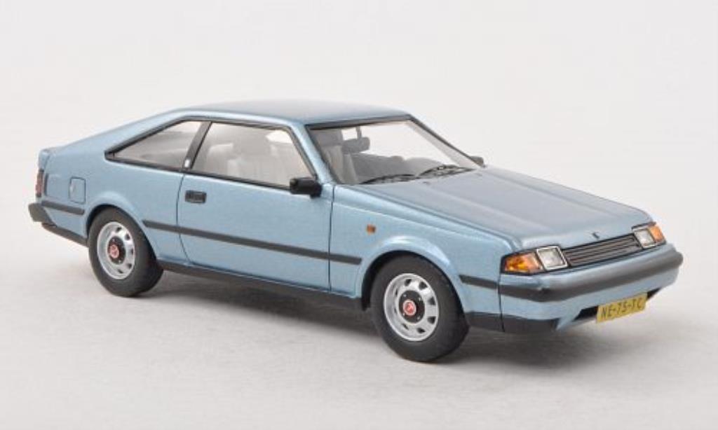Toyota Celica 1/43 Neo ST Mk3 bleu 1983 diecast model cars