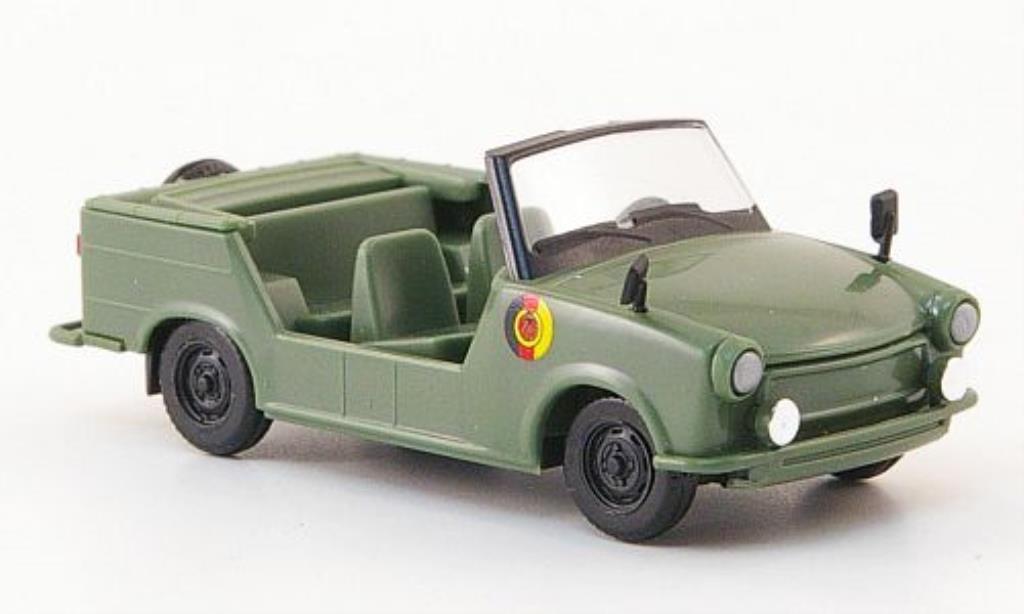 Trabant 601 1/87 Herpa Kubel NVA Verdeck liegt bei miniature
