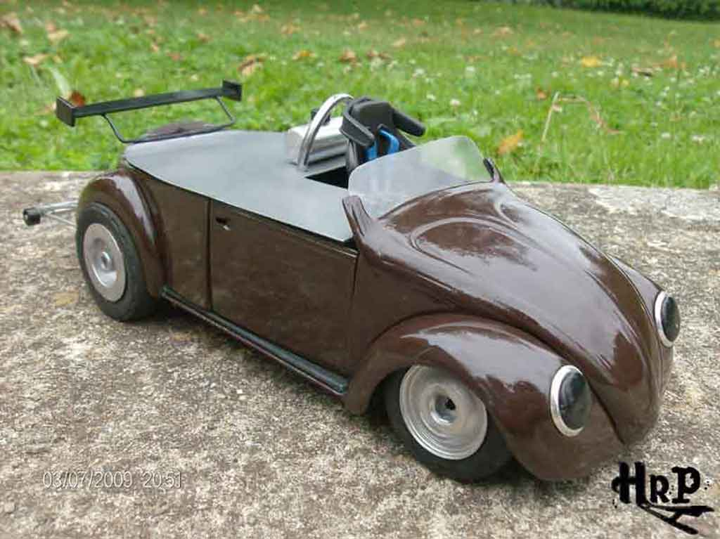 Volkswagen Kafer 1/18 Solido dragsters miniature