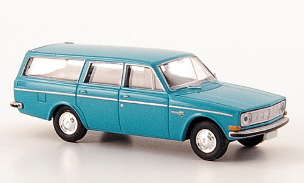 Volvo 145 1/87 Brekina Kombi turquoise diecast