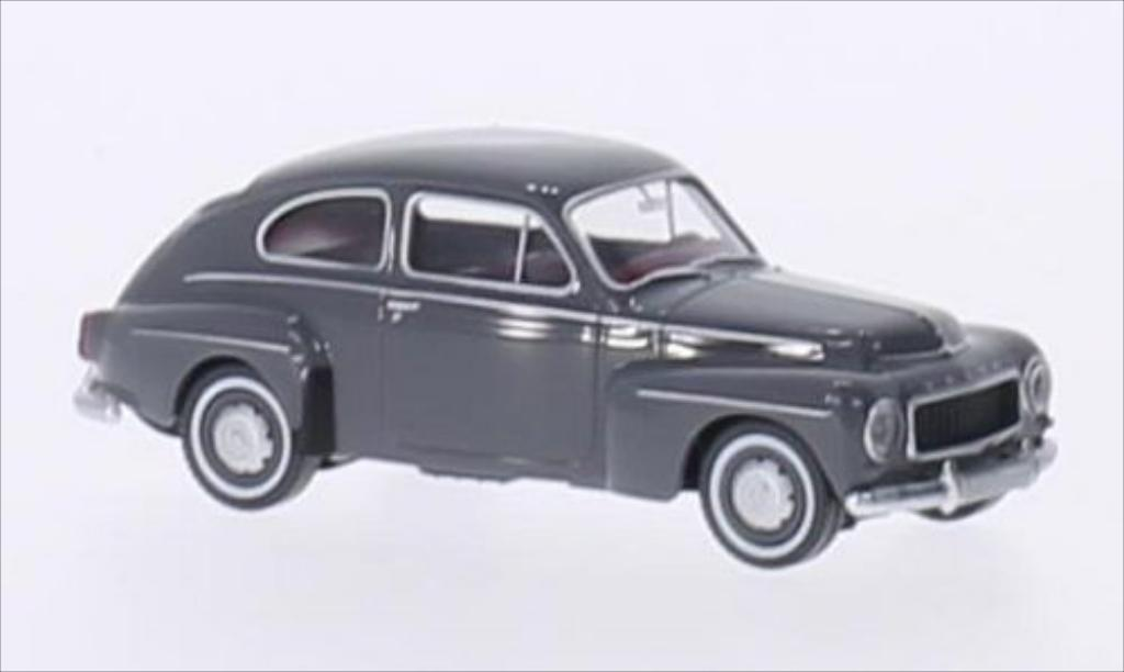 Volvo PV 1/87 Wiking 544 grise miniature