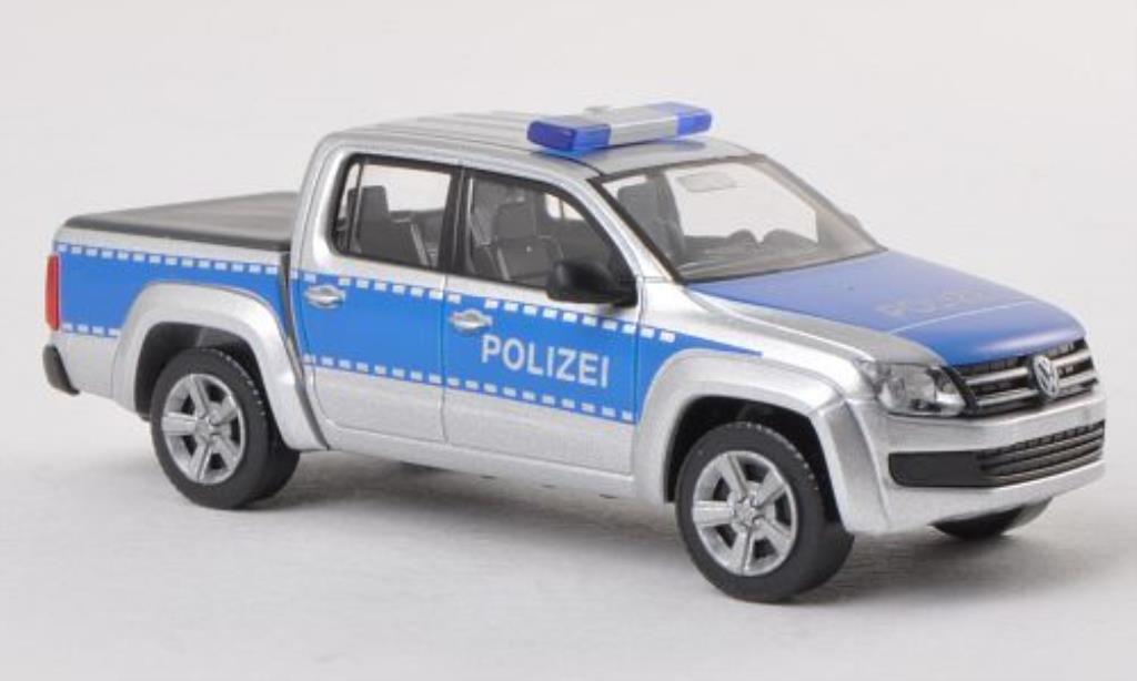 Volkswagen Amarok 1/87 Wiking Polizei miniature