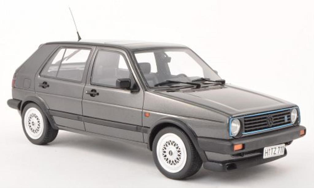 Volkswagen Golf 2 G60 1/18 Ottomobile Limited grise 1989 miniature