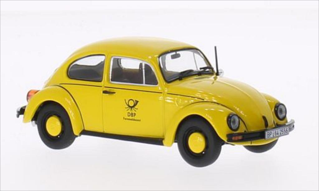 Volkswagen Kafer 1/43 Minichamps 1200 Deutsche Bundespost 1983