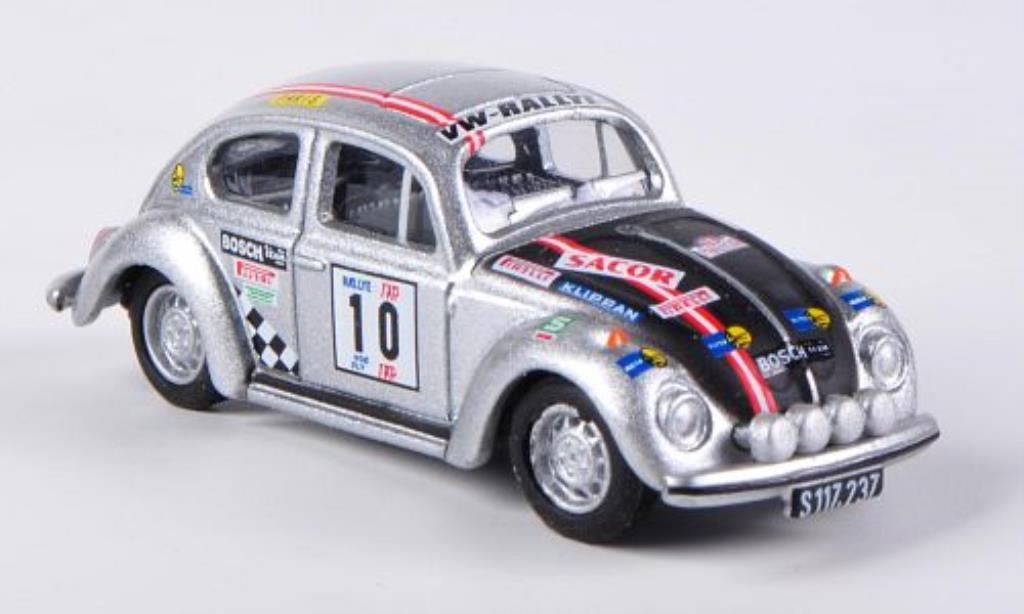 Volkswagen Kafer 1/87 Bub 1302 No.10 Rally Portugal 1973 diecast