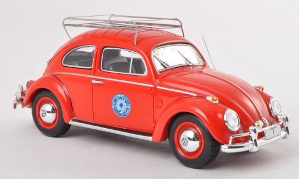 Volkswagen Kafer 1/43 Spark Antarctica 1 miniature