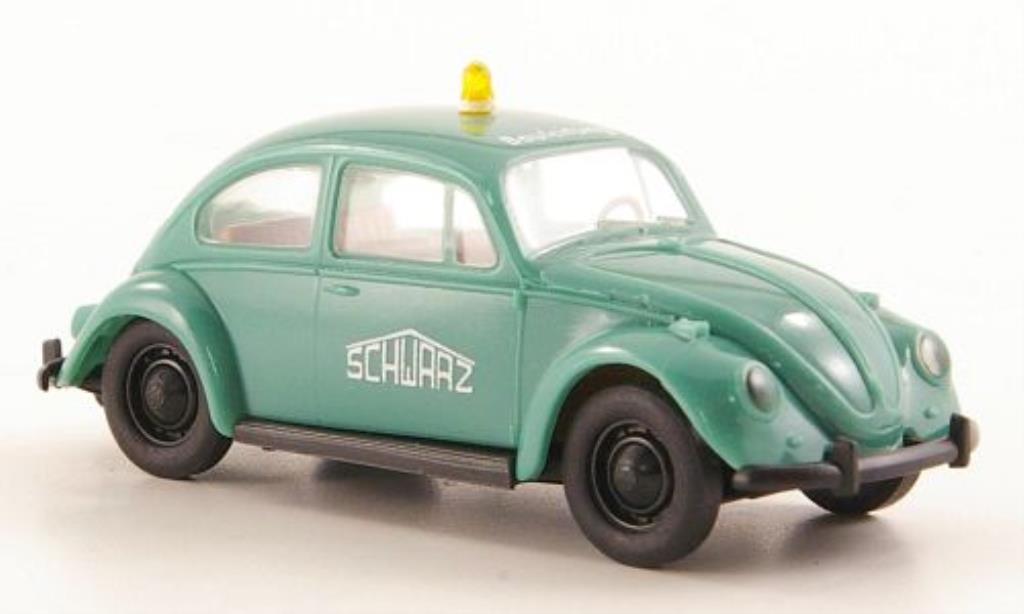 Volkswagen Kafer 1/87 Brekina Bauleitung - negrobau miniatura