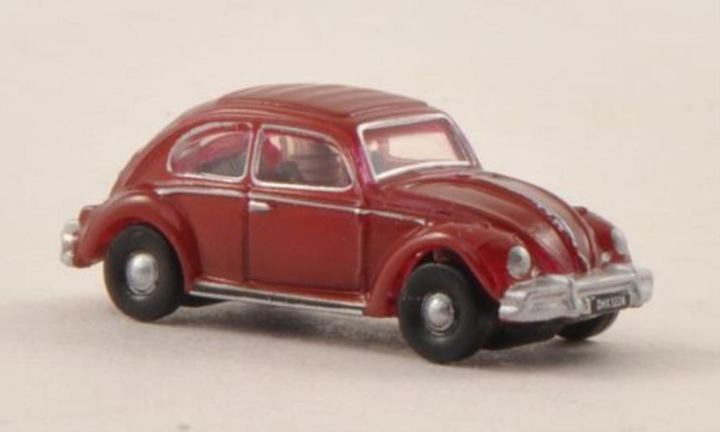 Volkswagen Kafer 1/148 Oxford rouge miniature