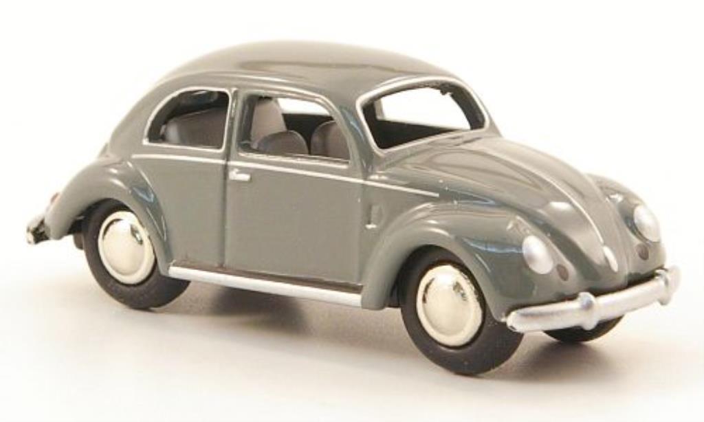 Volkswagen Kafer 1/87 Bub grise 1949 miniature