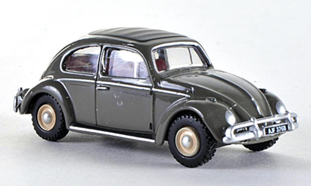 Volkswagen Kafer 1/76 Oxford grise RHD miniature