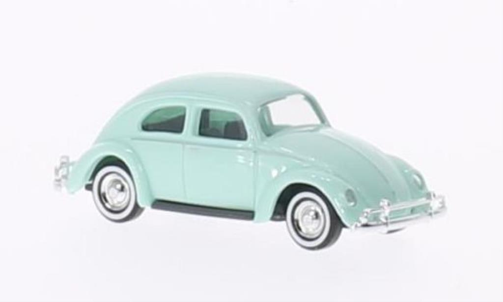 Volkswagen Kafer 1/87 Busch verte Ovalfenster Exportmodell miniature