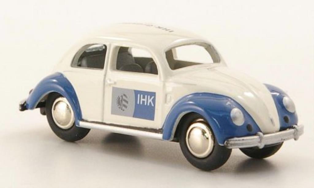 Volkswagen Kafer 1/87 Bub IHK 2011 1949 diecast