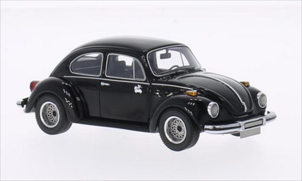 Volkswagen Kafer 1/43 Neo Nordstadt black diecast model cars