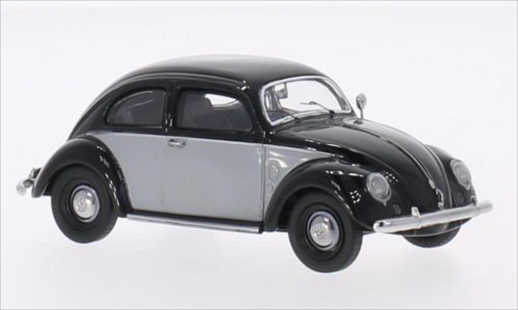 Volkswagen Kafer 1/43 Schuco black/gray