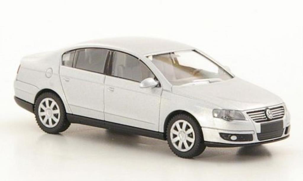 Volkswagen Passat 1/87 Wiking (B6) grise 2005 miniature