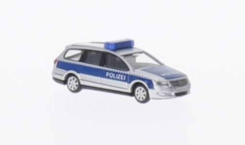 Volkswagen Passat 1/160 Wiking Variant (B6) Polizei miniature