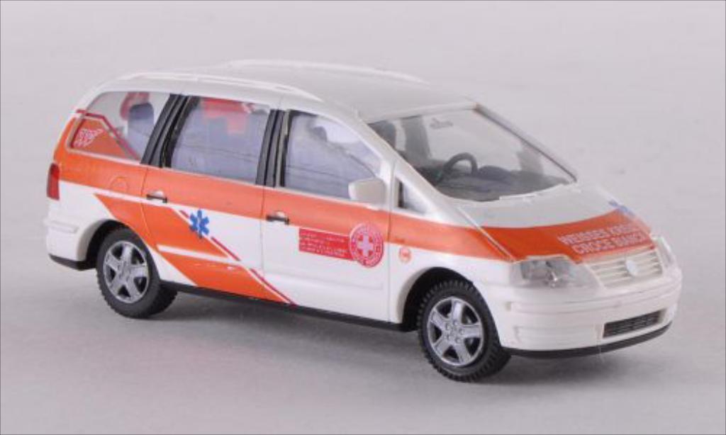 Volkswagen Sharan 1/87 AWM  miniature