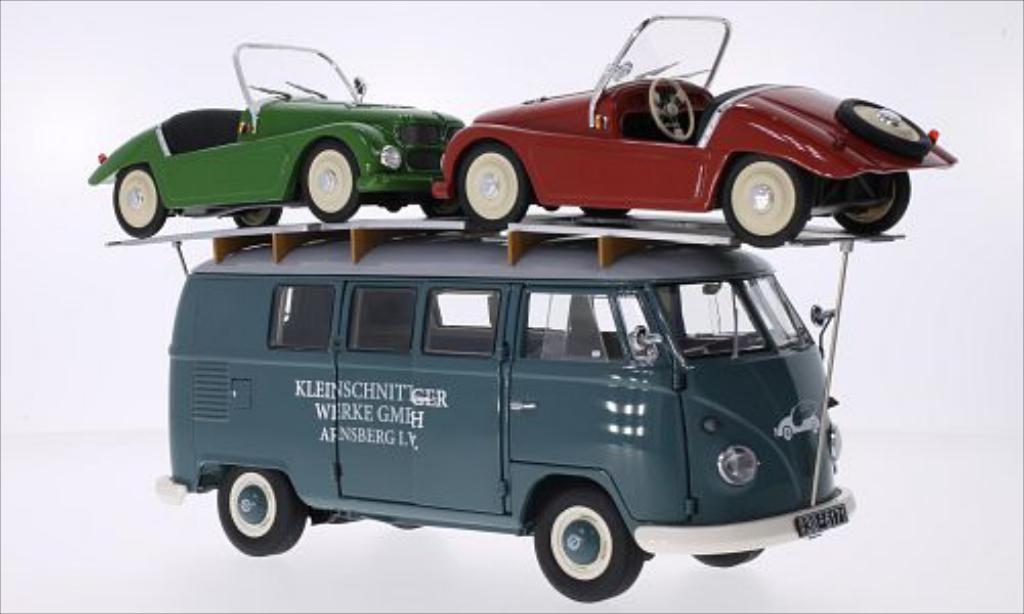 Volkswagen T1 1/18 Schuco Bus Kleinschnittger Werke GmbH miniature