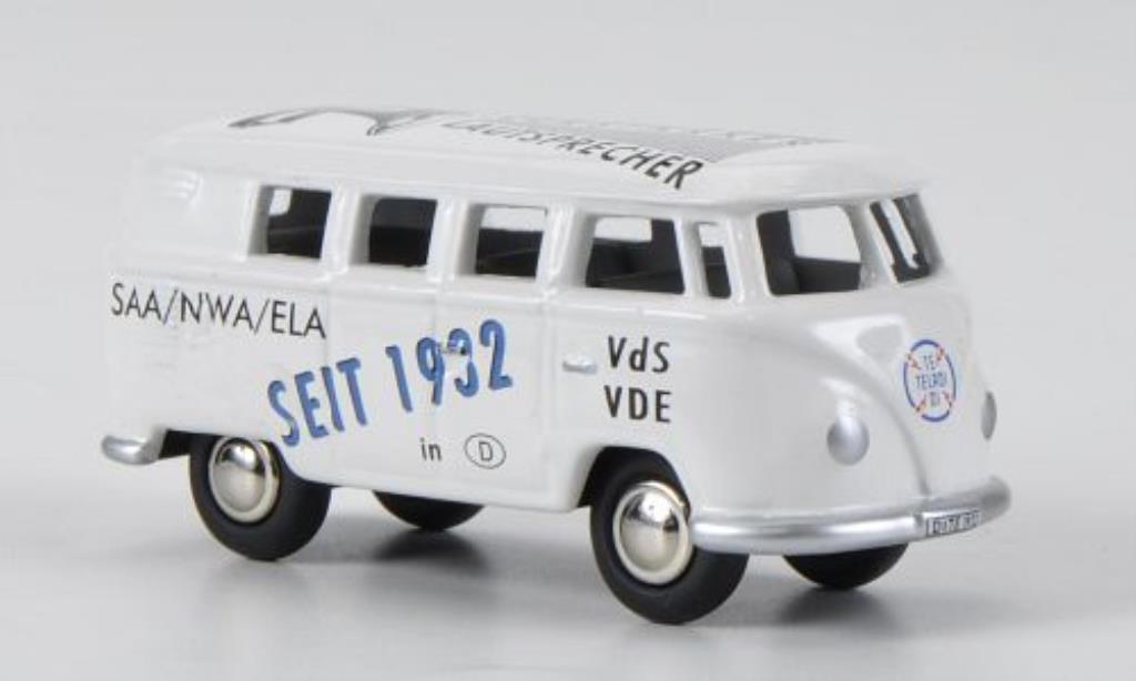 Volkswagen T1 1/87 Bub Bus Teladi miniature