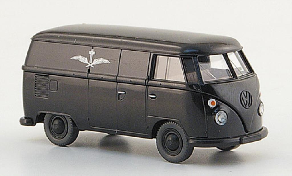 Volkswagen T1 1/87 Wiking Kasten Bestattungswagen diecast