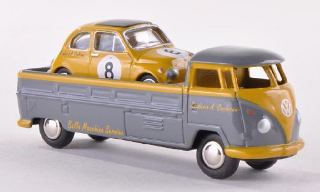 Volkswagen T1 1/87 Bub Pritsche lang/ BUB 500 Service miniature
