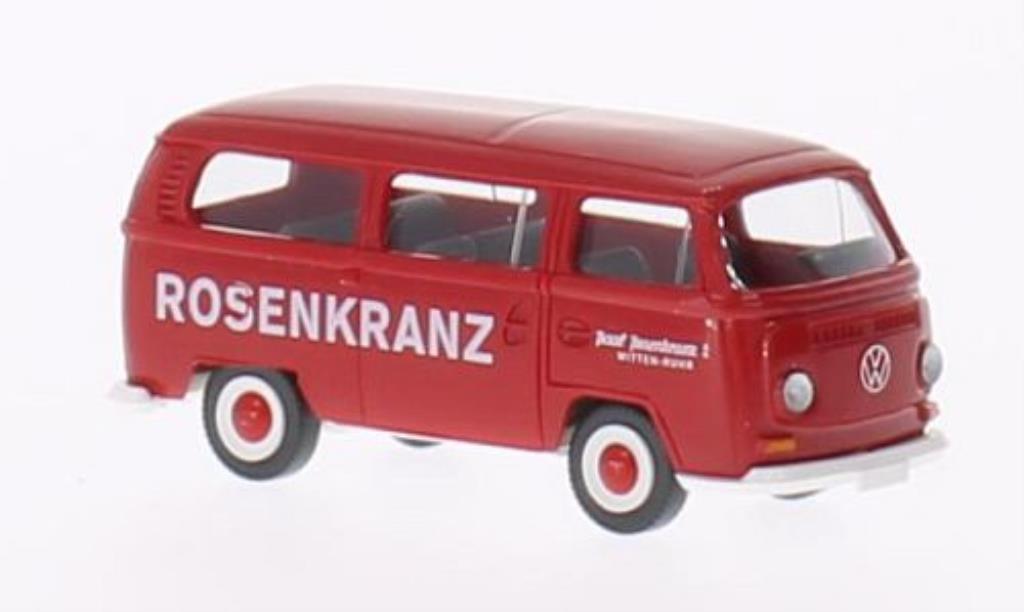 Volkswagen T2 1/87 Wiking Bus Rosenkranz miniature