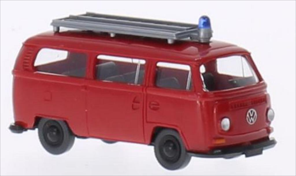 Volkswagen T2 1/87 Wiking Bus diecast model cars