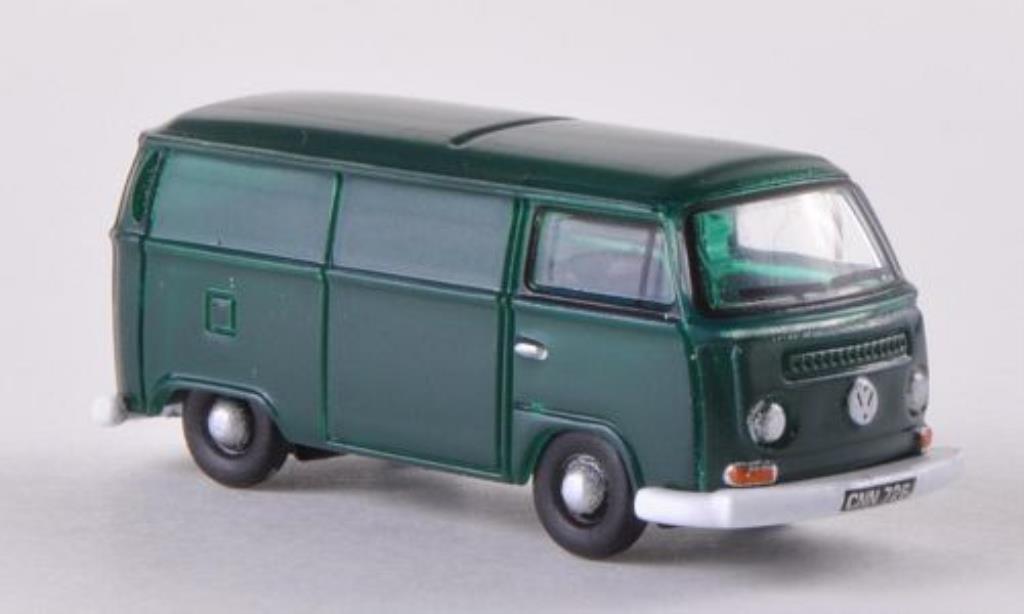 Volkswagen T2 1/148 Oxford Kasten green diecast