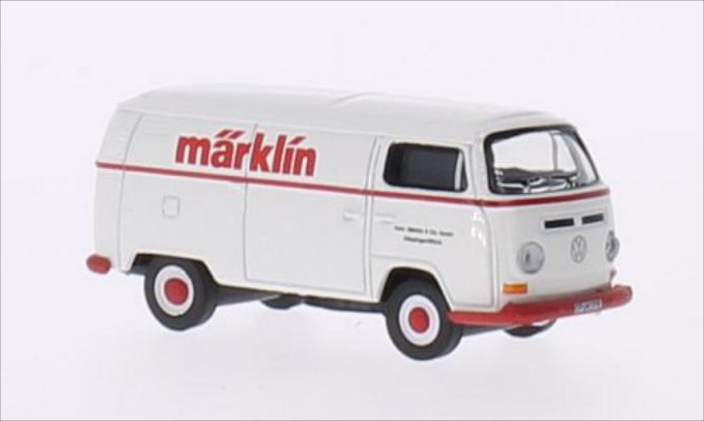 Volkswagen T2 1/87 Schuco Kasten Marklin diecast