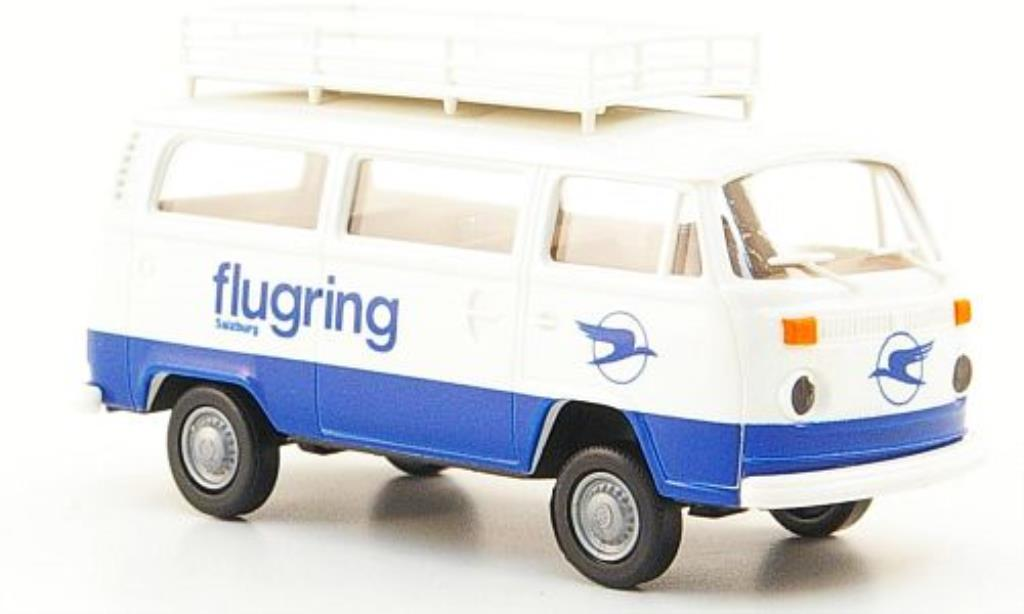 Volkswagen T2 1/87 Brekina Kombi flugring diecast