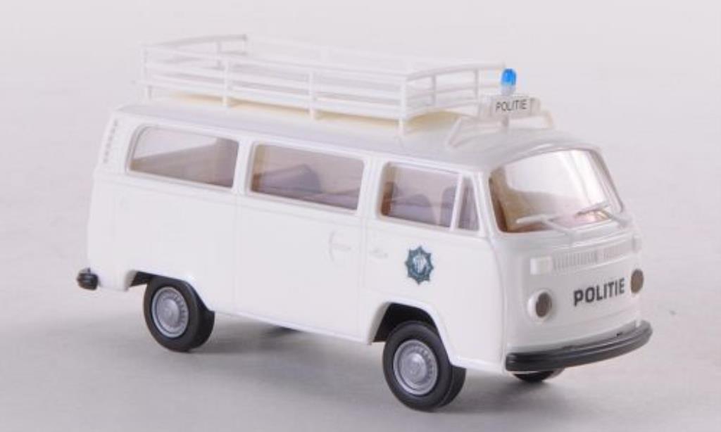 Volkswagen T2 1/87 Brekina Kombi Politie (NL) diecast