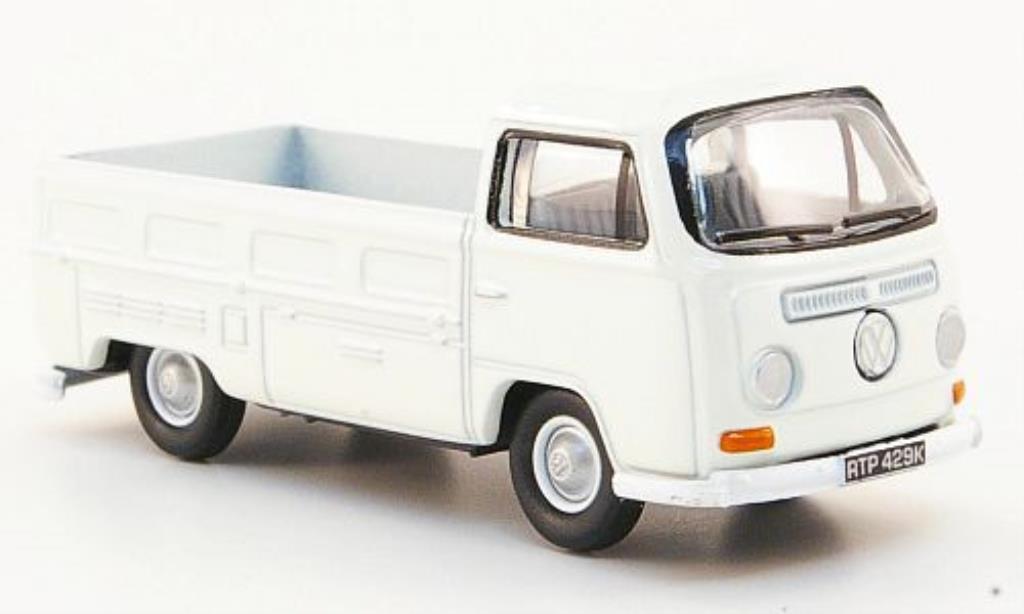 Volkswagen T2 1/76 Oxford Pritsche white diecast