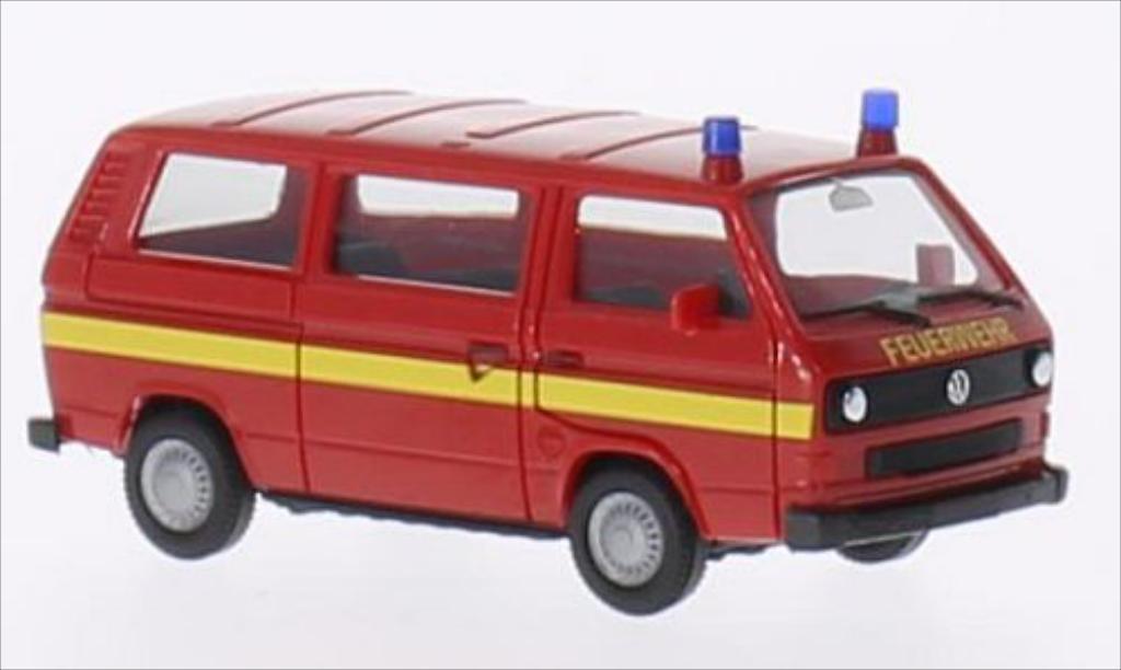 Volkswagen T3 1/87 Herpa Bus miniature