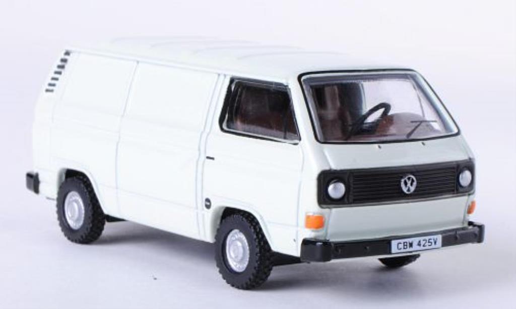 Volkswagen T3 1/76 Oxford Kasten gray LHD diecast
