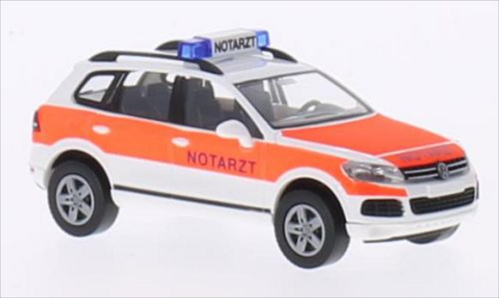 Volkswagen Touareg 1/87 Wiking  diecast