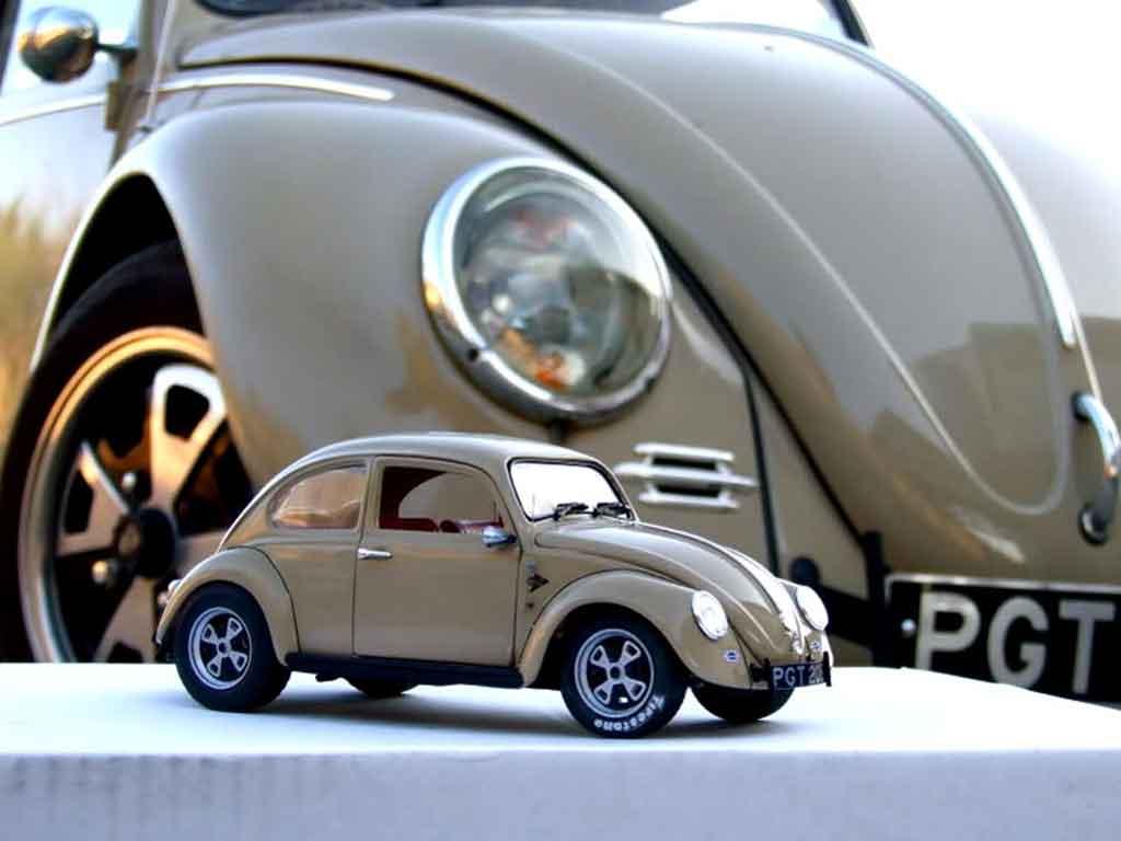Volkswagen Kafer 1/18 Yat Ming cox 1967 replica miniature