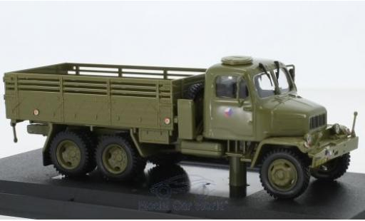 Praga V3S 1/43 Abrex Pritsche Tschechische Armee 1967 miniature