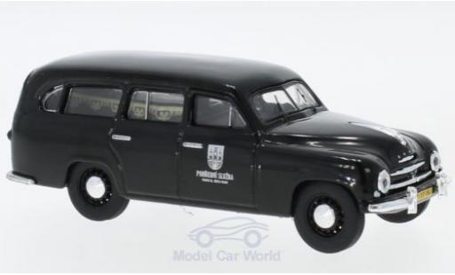 Skoda 120 1/43 Abrex 1 1956 Bestattungswagen miniature