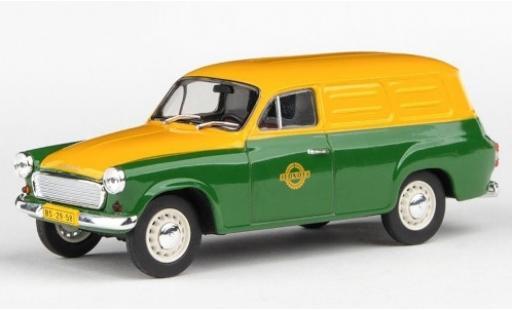 Skoda 120 1/43 Abrex 2 Kasten Jednota 1965 Pojízdná Prodejna miniature