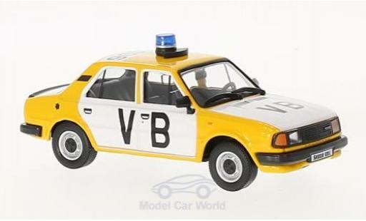 Skoda 120 1/43 Abrex L 1984 Polizei (CZ) miniature