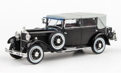 Skoda 860 1/43 Abrex noire RHD 1932 miniature